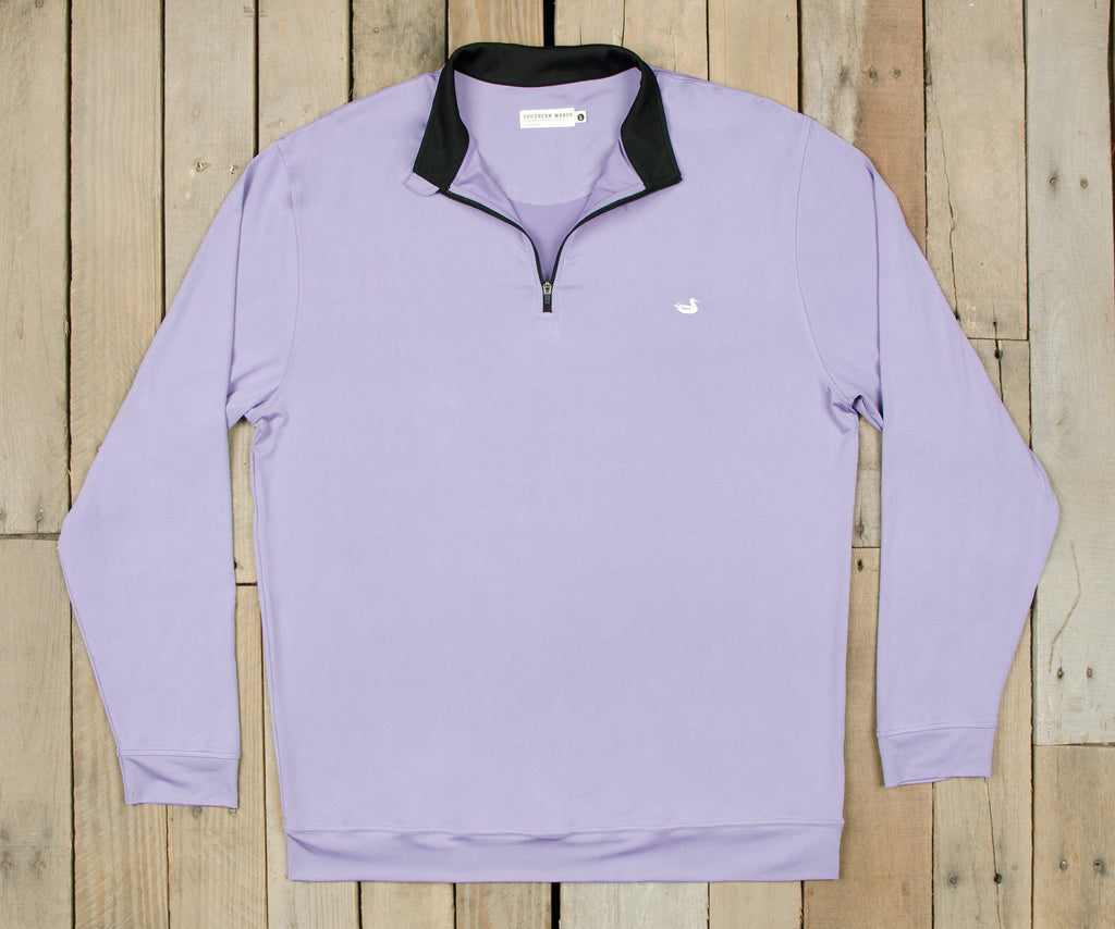 Half Moon Performance Pullover