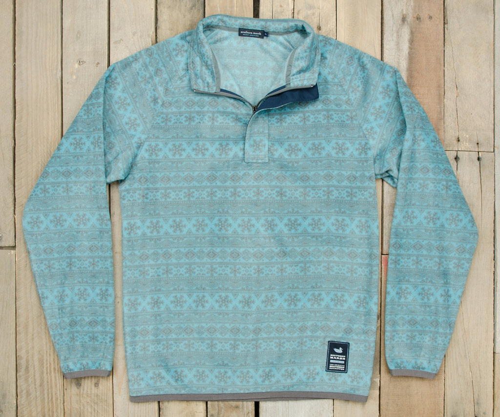 Monmouth Flurry Fleece Pullover