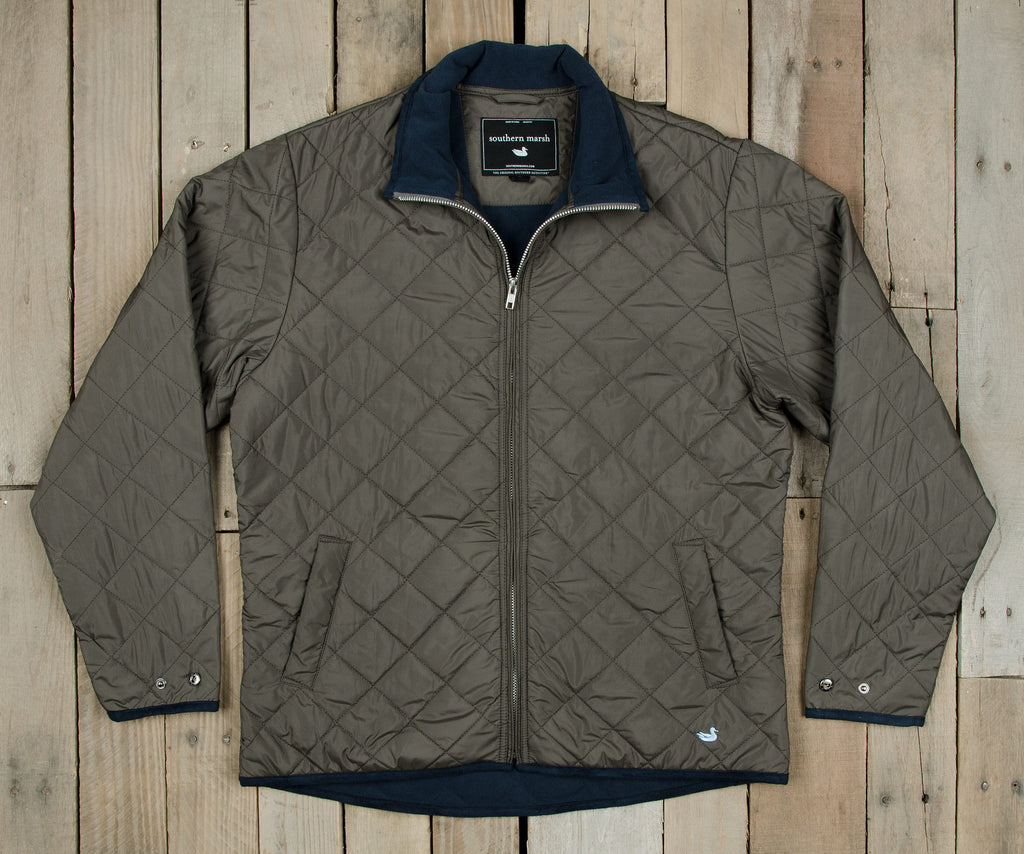 Marshall Quilted Jacket