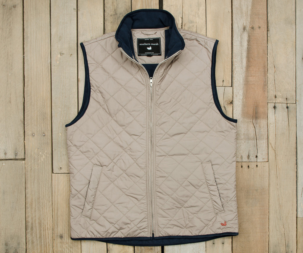 Marshall Quilted Vest