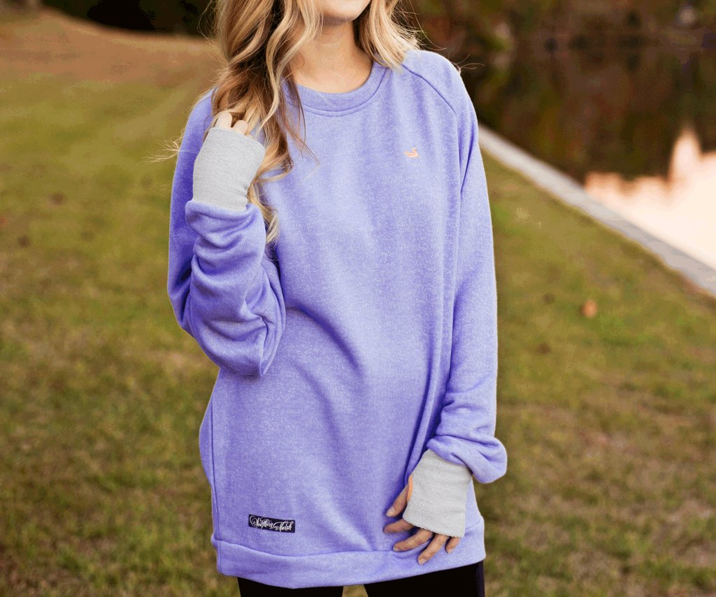 Asheville Terry Sweater