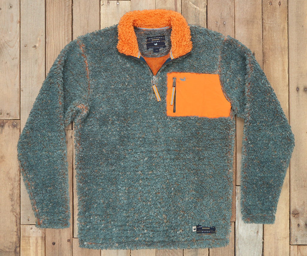 Youth Piedmont Range Sherpa Pullover