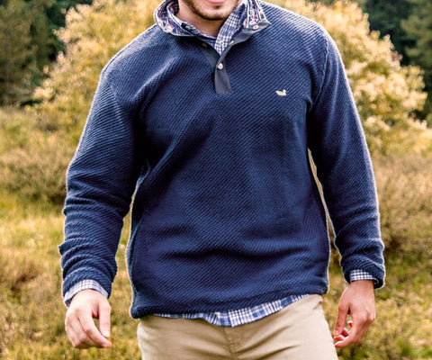 Pawleys Rope Pullover