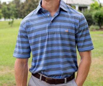 Bermuda Performance Polo - Davis