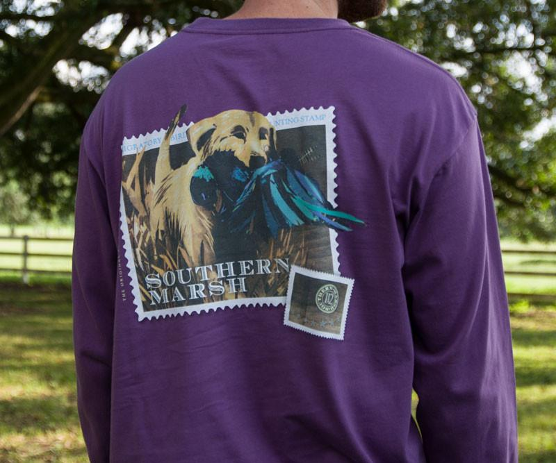 Pheasant Tee - Long Sleeve