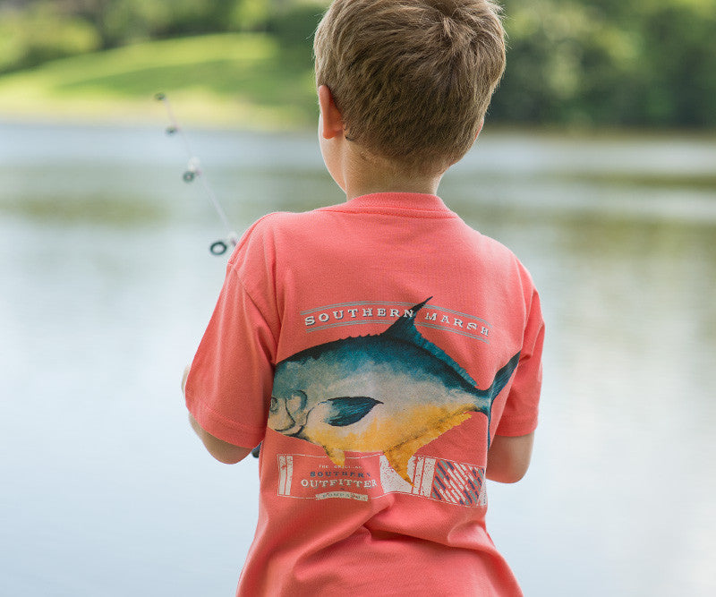 Youth Outfitter Collection Tee - Pompano