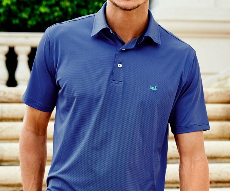 Bermuda Performance Polo - Tucker