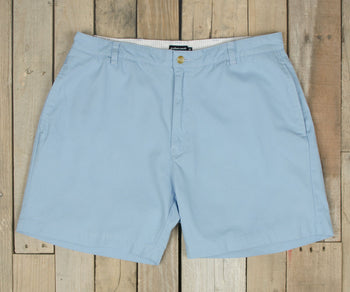 "Regatta Short - 6"" Flat Front"