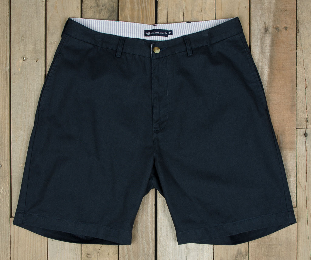 "Regatta Short - 8"" Flat Front"