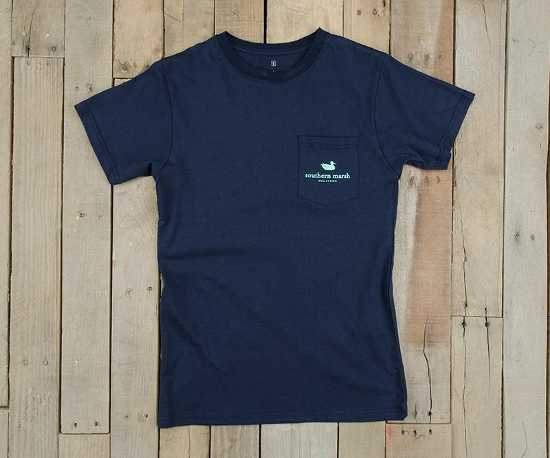Regatta Flag Tee