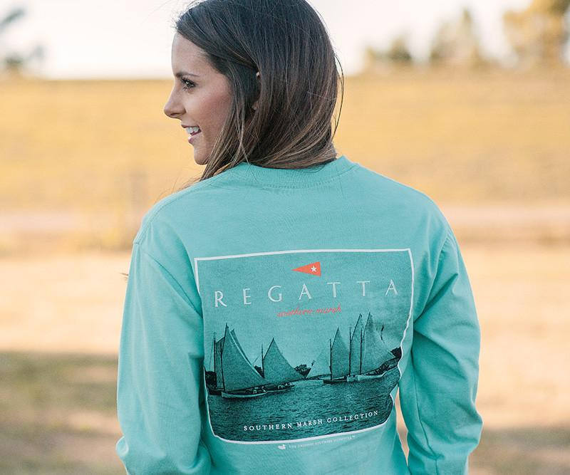 Regatta Flag - Long Sleeve