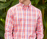 Walton Plaid Dress Shirt
