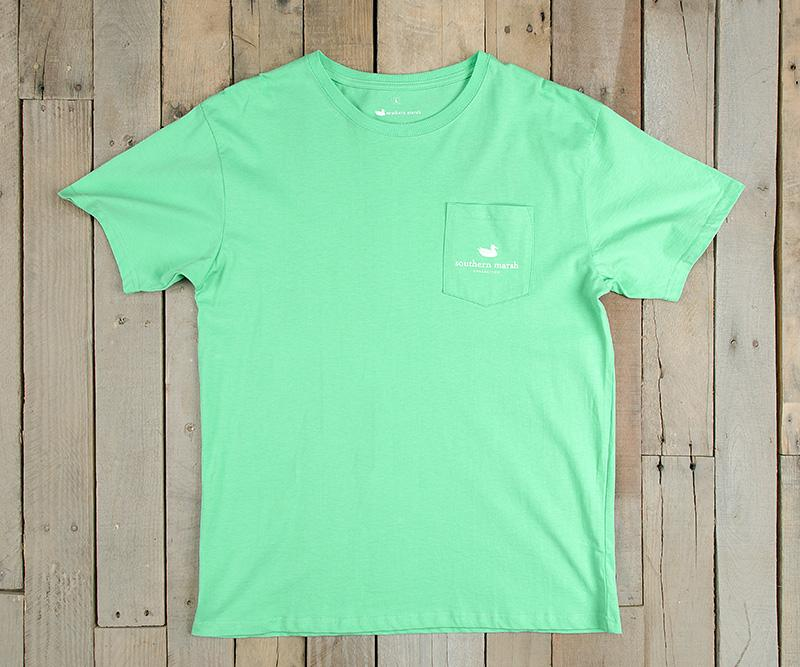 Outfitter Collection Tee - Snapper