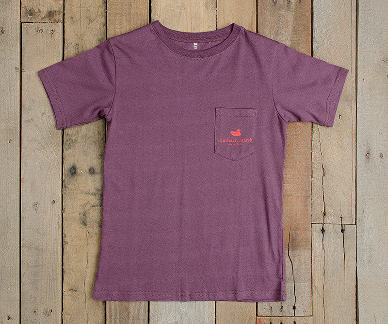 Youth Outfitter Collection Tee - Redfish