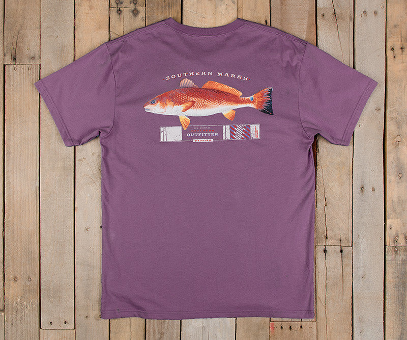 Outfitter Collection Tee - Redfish