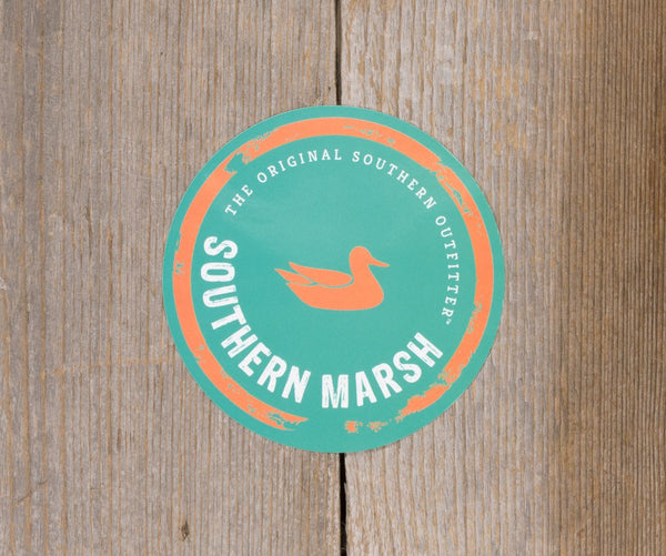 Well-liked Southern Marsh Collection — Sticker EJ96
