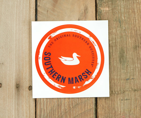 Well-known Southern Marsh Collection — Sticker YT28