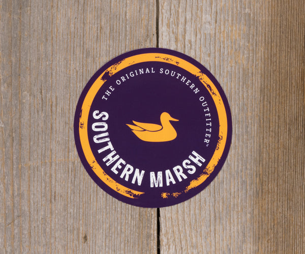 Southern marsh sticker