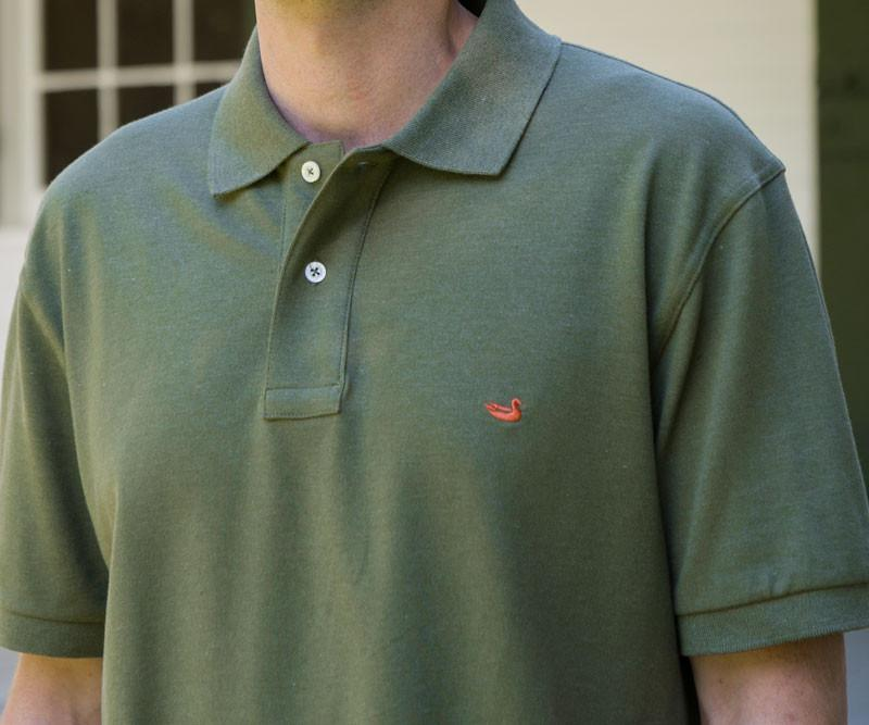 Stonewall Heather Polo