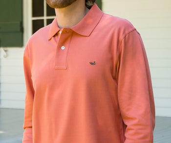 Stonewall Polo - Long Sleeve
