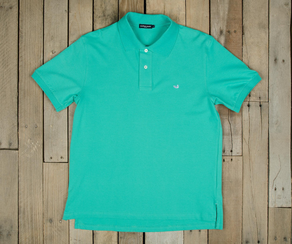 Jockey Green with Lavender Duck | Stonewall Polo