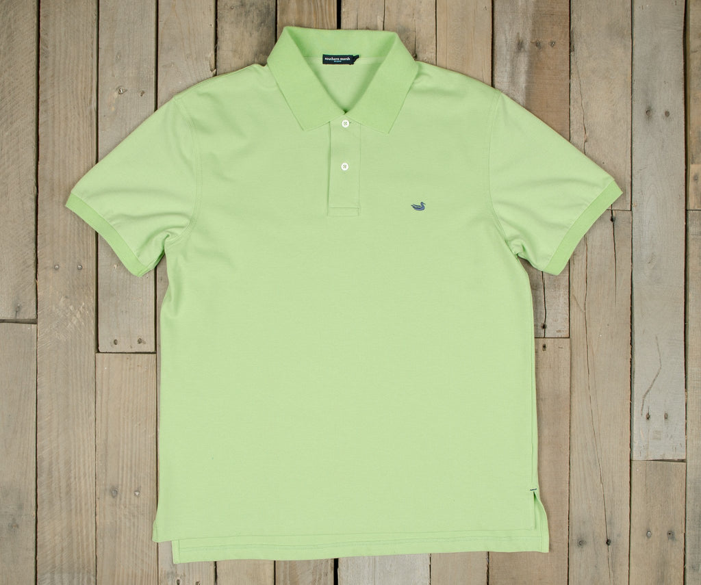 Lime with French Blue Duck | Stonewall Polo