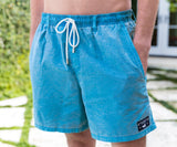 Teal Shoals | SEAWASH™ Shoals Swim Trunk | Teal