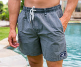 SEAWASH Washed Navy | SEAWASH™ Shoals Swim Trunk