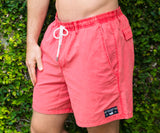 Washed Red Shoals | SEAWASH™ Shoals Swim Trunk | Red