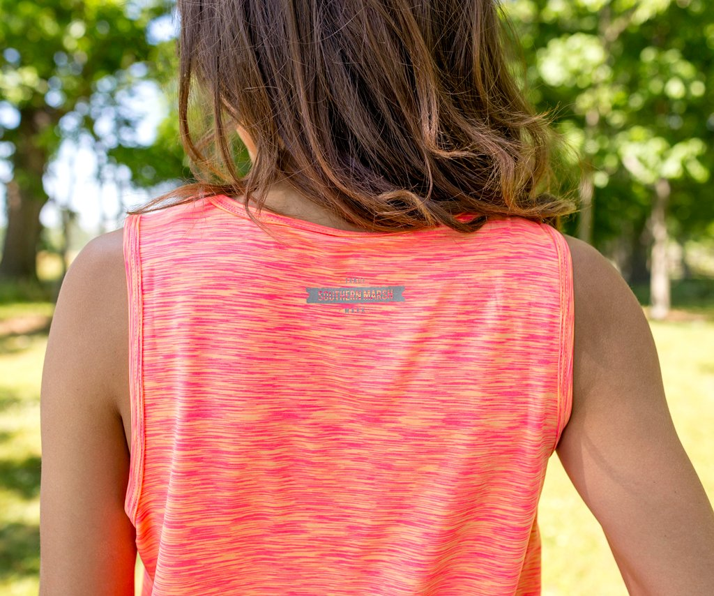 Pink and Melon | School's Out Forever Tank