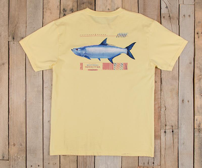 Outfitter Collection Tee - Tarpon