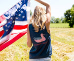 Authentic Flag Tank Top