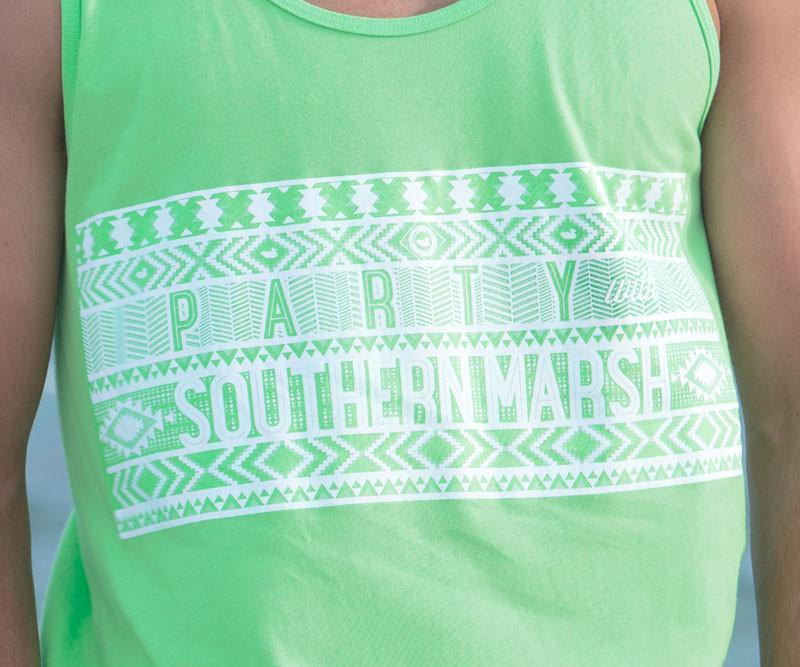 """Party with Southern Marsh"" Tank"
