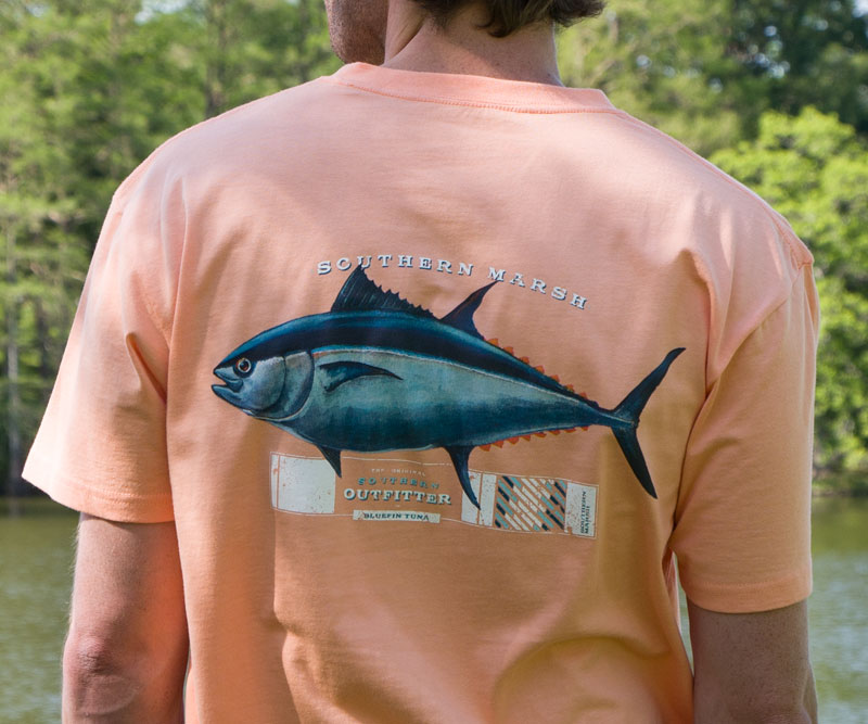Outfitter Collection Tee - Tuna