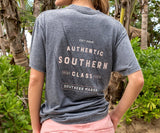 Midnight Gray | SEAWASH™ Tee | Branding | Sailboat | Short Sleeve T-Shirt