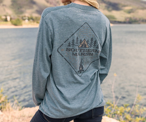 SEAWASH™ Tee - Tent -  Long Sleeve