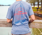 SEAWASH Washed Blue | SEAWASH™ Tee | Sail Away | Short Sleeve T-Shirt