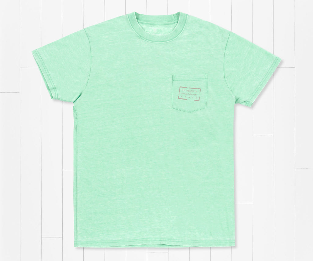 Bimini Green | SEAWASH™ Authentic Tee