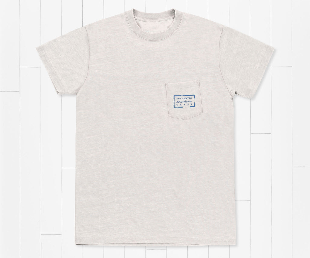 Light Gray | SEAWASH™ Authentic Tee