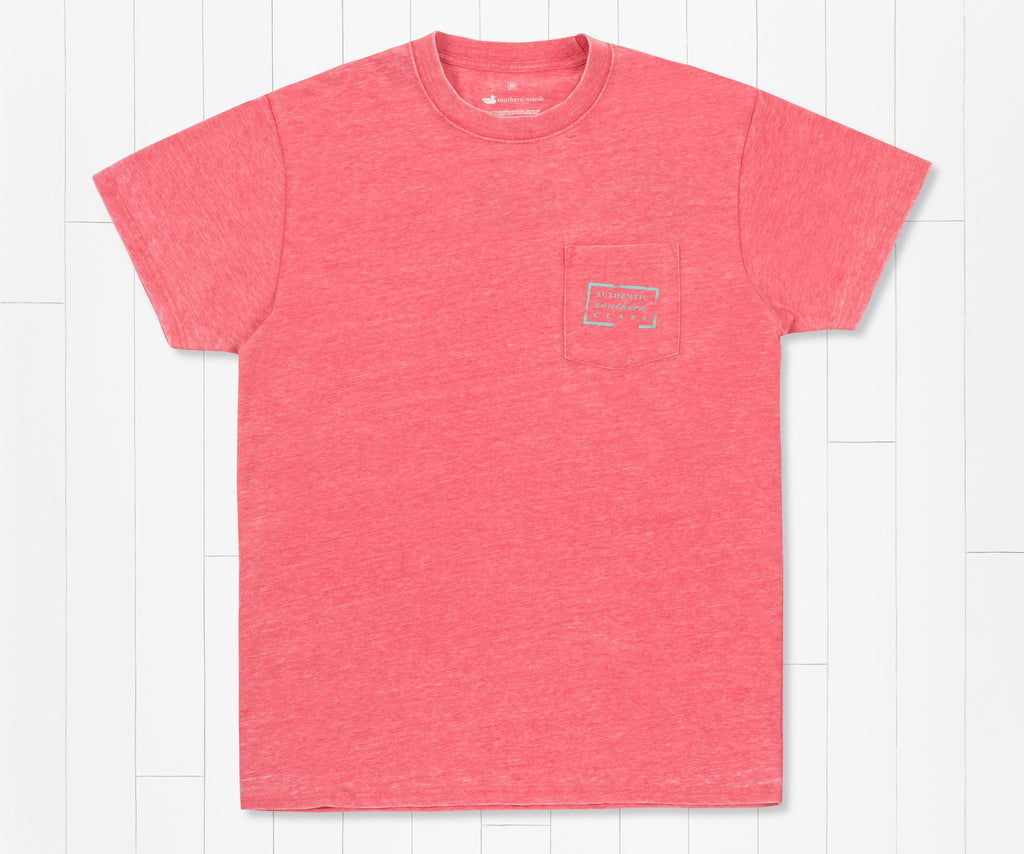 Strawberry Fizz | SEAWASH™ Authentic Tee
