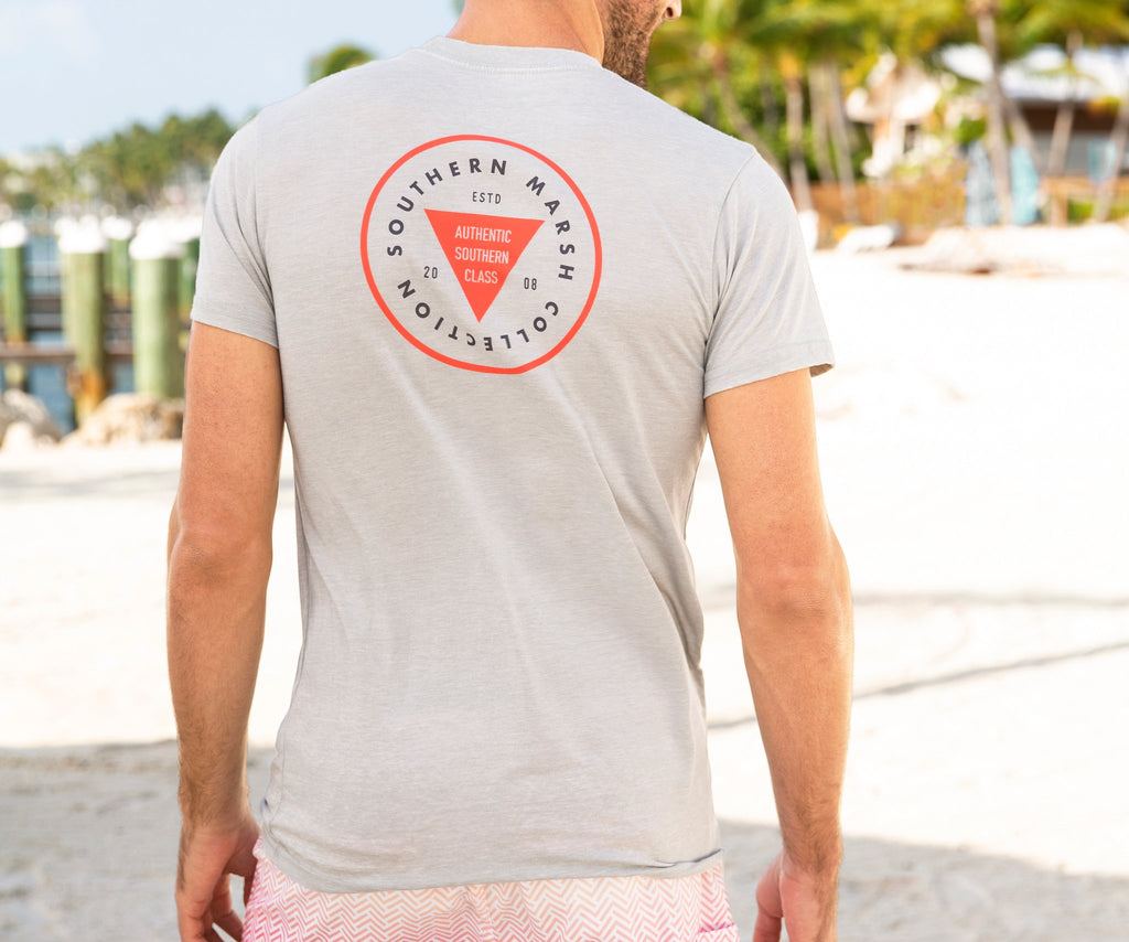 Light Gray | SEAWASH™ Tee | Boulder Patch