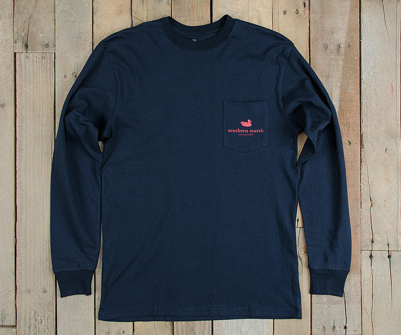 America Tee - Long Sleeve