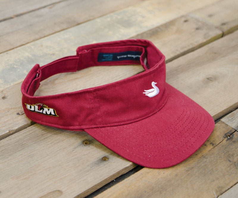 Signature Visor - University of Louisiana at Monroe