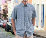 Paddles | Astor Shirt | Short Sleeve Dress Shirt