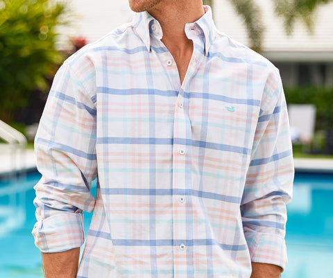 Belfort Oxford Dress Shirt