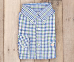 Cashiers Washed Gingham Dress Shirt
