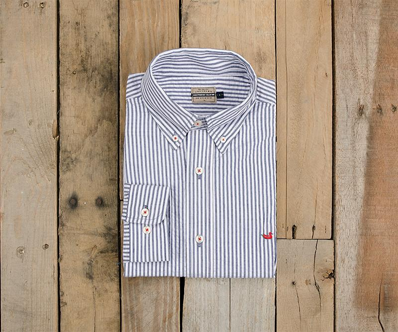 Everett Stripe Dress Shirt