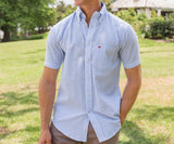 Everett Dress Shirt - Short Sleeve