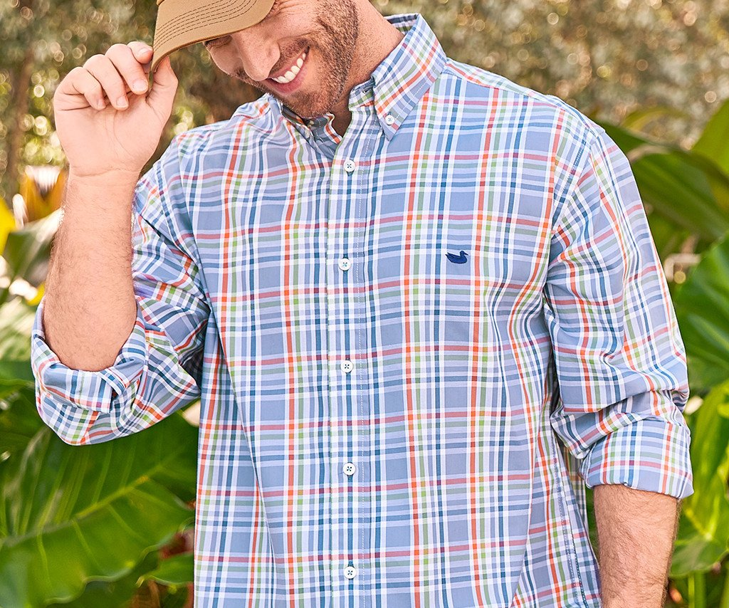 Fairley Plaid Dress Shirt