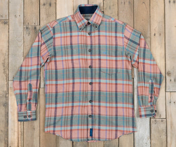 Stratton Flannel Shirt